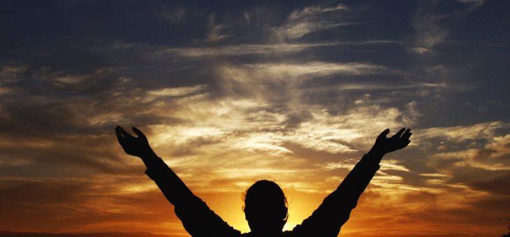 «Estoy lleno de Dios»
