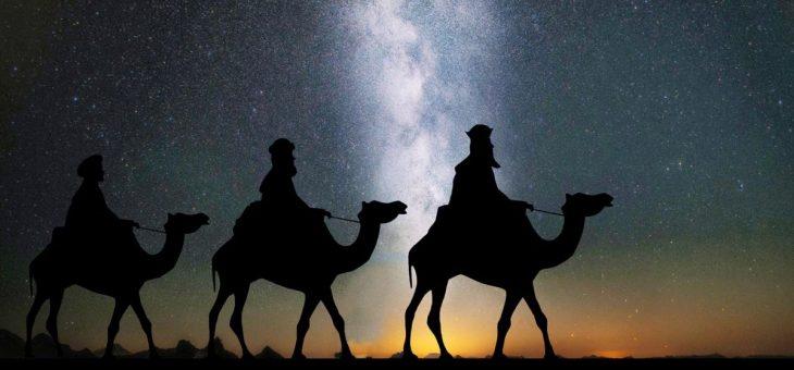 «Los Magos detrás de la Estrella»